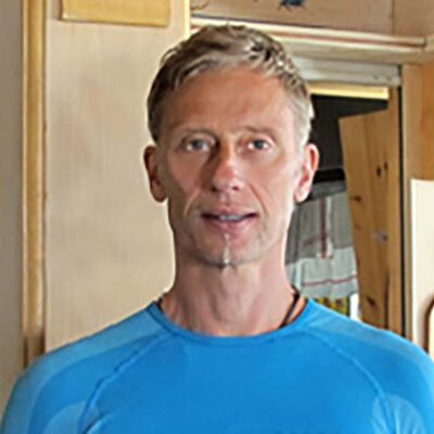 Leif Bergklint, sjukgymnast/fysioterapeut, Södermalm Stockholm.