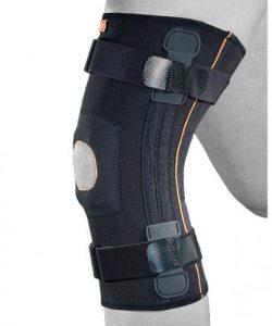 Knäskydd, lätt stödjande vid ont i knät
