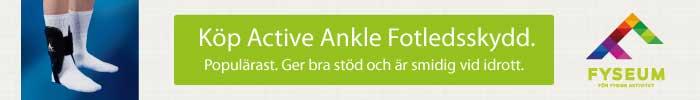 Köp fotledsskydd Active Ankle hos Fyseum
