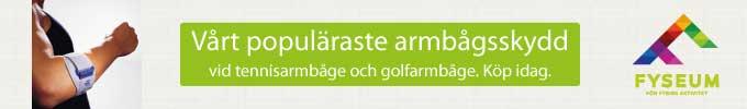 Köp EpiPoint armbågsskydd hos Fyseum.se.