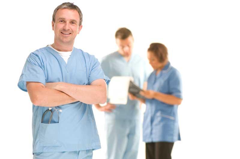 Hitta rätt vårdgivare - Skadekompassen