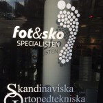 Fot och Skospecialisten by SOL