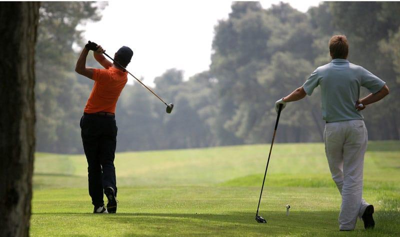 Golfskador