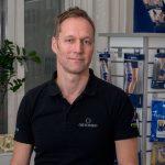 Rickard Järrebring – fysioterapeut, Göteborg