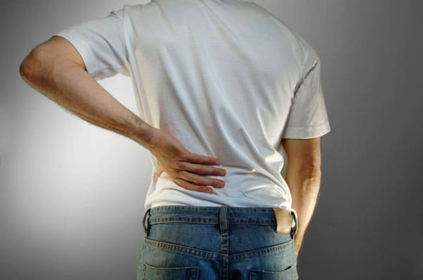 Ont i ryggen - träffa fysioterapeut