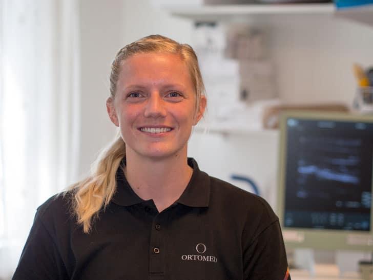 Fysioterapeut i Göteborg - Sandra Mangsbo