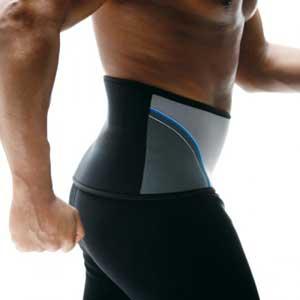 Ryggbälte vid ont i ryggen, ryggskott och ischias