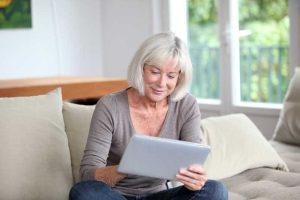 Sök hjälp online vid ont i foten
