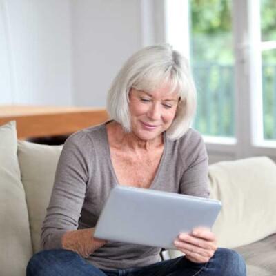 Sök hjälp online vid ont i kroppen