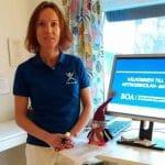 Anna Duvander, Sjukgymnast, Borlänge