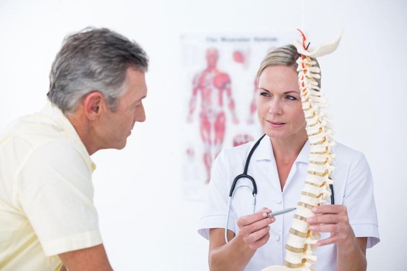 Patient träffar rätt vårdgivare genom Skadekompassen