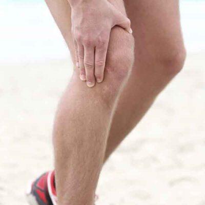 Ont i knät – Fysioterapeut i Stockholm