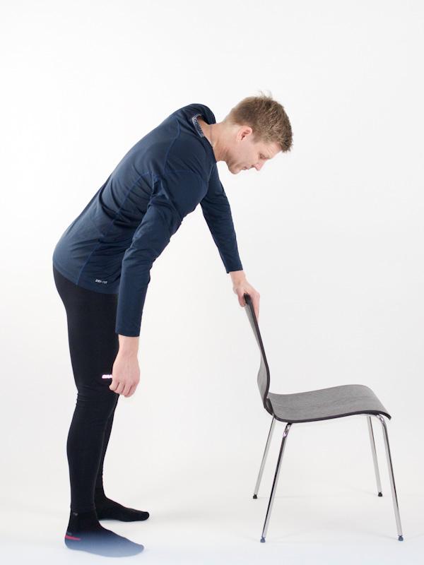 Rörlighet axel armpendling 3 av 3