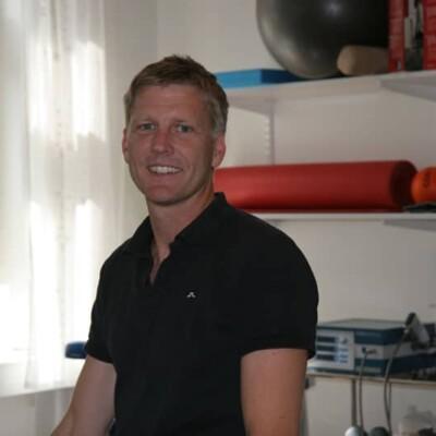 Daniel Öhlin, fysioterapeut, Göteborg