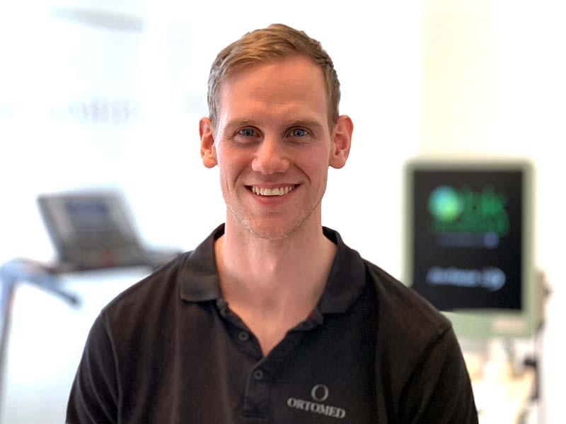Markus Staaf leg fysioterapeut