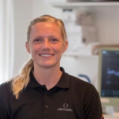 Sandra Mangsbo, fysioterapeut, Göteborg