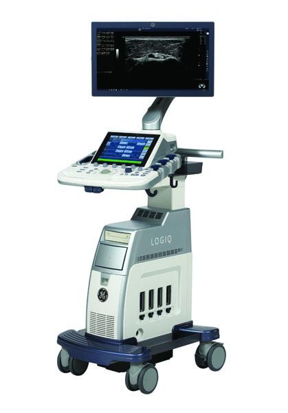 GE ultraljud Logiq P9