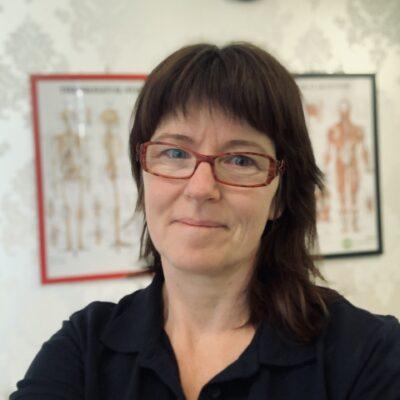 Carina Grähs, Sjukgymnast, Uppsala