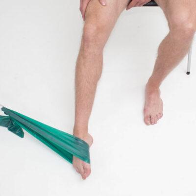 Övning för inversion av foten 2 av 2