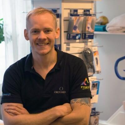 Mikael Boije af Gennäs – Fysioterapeut, Stockholm