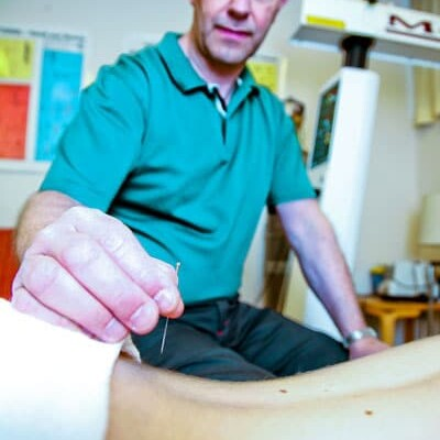 Stefan Berg, Fysioterapeut, Ludvika