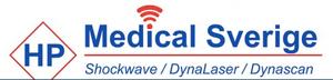 HP Medical radiell och fokuserad stötvåg