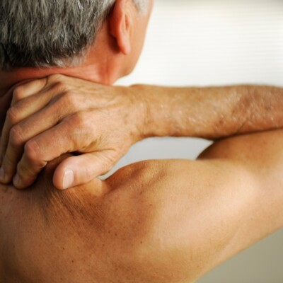 Ont i nacken - hitta din skada här