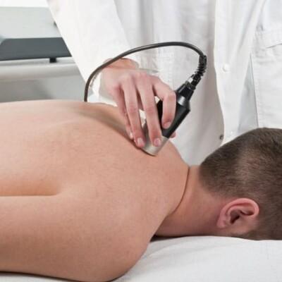 Laserbehandling av nacke-skuldersmärta