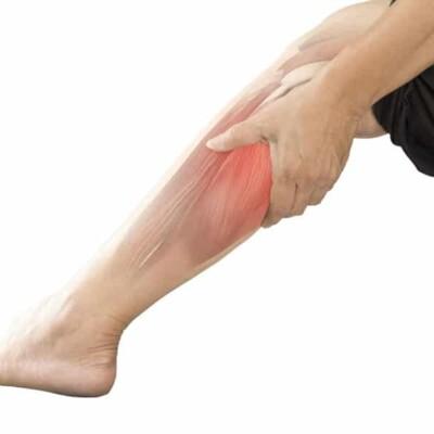 Muskelbristning och sträckning