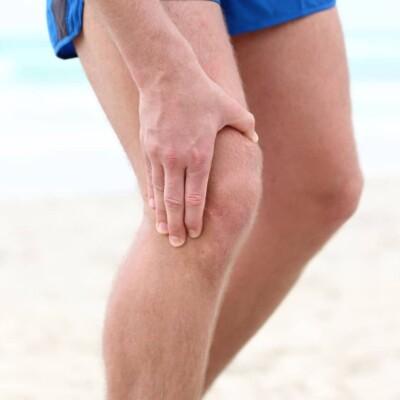 Ont i knät - symtom, orsak, behandling