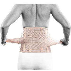 Ryggstöd Stabil vid ont i ryggen och ischias