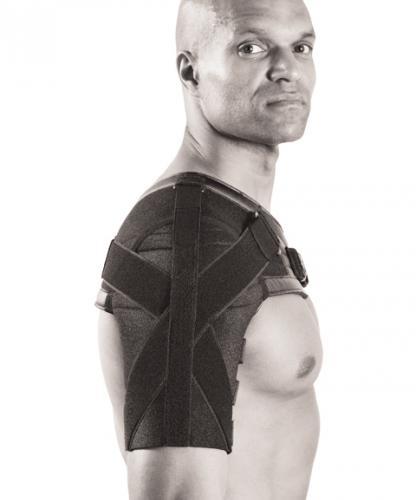 Axelskydd ERIXTWO för Flexibilitet, Stabilitet och Avlastning av axel