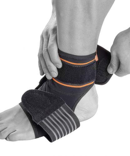 Fotledsstöd MalleoLITE, tunt och smidigt med stabiliserande band
