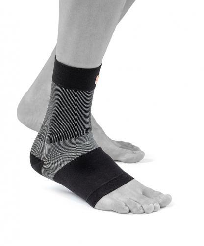 Fotledsstöd vid svullen och smärtande fotled och fot.
