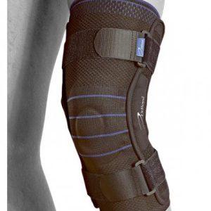 Stabiliserande knäortos Genum CoTex LIGHT vid ledbandsskada, svullnad och instabilitet i knä