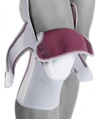Knäskydd Pushcare vid knäartros och smärta i knät