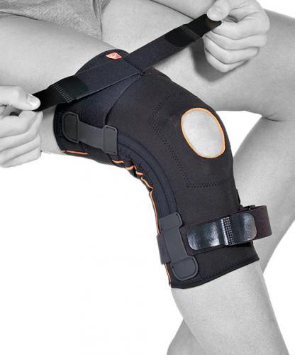 Knäskydd GenuFit LIGHT vid artros, menisk, PFSS och broskskada i knä