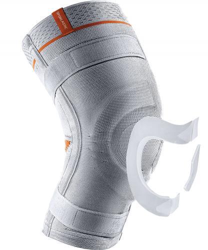 Knäskydd PatellaDyn med yttre stöd av knäskål, vid pfss, chondromalacia