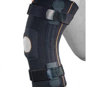 Knäskydd GenuFit LIGHT vid artros, menisk och broskskada i knä