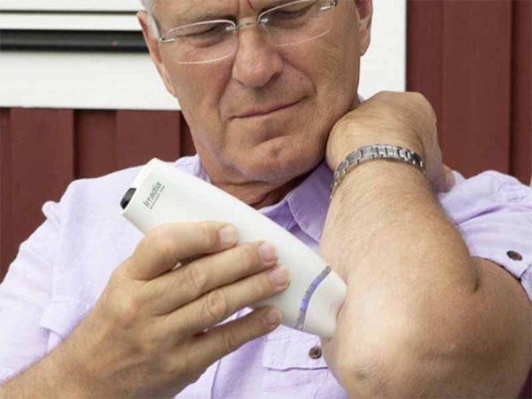 Hyra medicinsk laser själv behandling armbage
