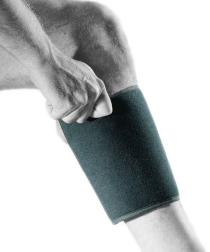 Vadskydd för behandling av gubbvad, tennisleg, akut skada, muskelbristning, benhinneinflammation