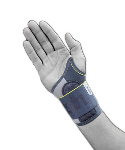 Handledsskydd med öppen hand för tennis